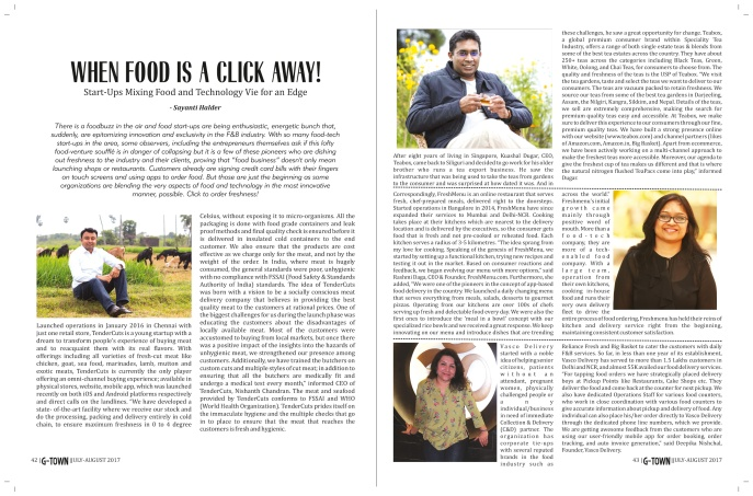 G-Town Magazine_July Edition_When food is a click away