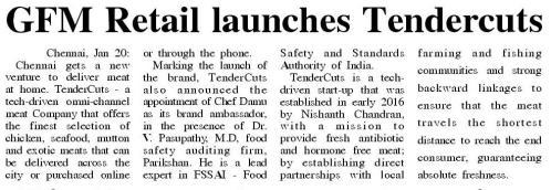 Trinity Mirror_24012017_Chennai_Launch of TC